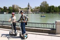 Imagen Retiro Park Madrid Ninebot-Segway 2 Hours Tour
