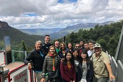 Imagen Blue Mountains Private Tour Including Entry to Scenic World and Featherdale Wildlife From Sydney