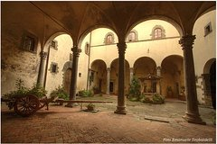 Castle tour near Florence, Wine tasting and visit a Coffee factory with tasting