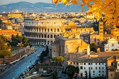 Half Day Walking Group Tour: Colosseum Tour and Walking City Center Tour