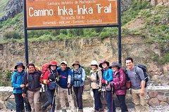 Imagen 4-Day Classic Inca Trail to Machupicchu from Cusco
