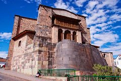 Imagen Temple of the Sun & Sacsaywaman Archaeological Park from Cusco