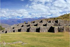 Imagen Shared Cusco City Tour by Bus