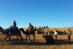 2 day shared group desert tour from Marrakech