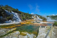 Imagen Rotorua Geothermal Wonders and Waikato River Jet Boat Ride