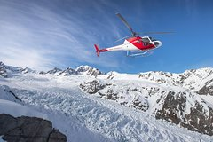 Imagen Fox and Franz Josef Twin Glacier Helicopter Flight from Fox Glacier