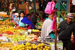Imagen Sylvia Indigenous Market - Live The Colorfull MISAK Experience