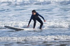 Imagen Full-Day One on One Surf Lesson at Piha Beach from Auckland
