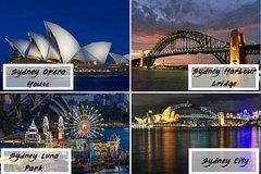 Imagen 3 Hours Sydney City Night Time Driving Tour