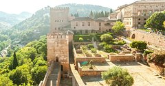 Imagen Alhambra guided tour and tickets to the Science Park of Granada