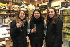 Winter food and wine walking tour with Amarone!