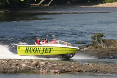 Imagen Heli Jet Boating Thrill