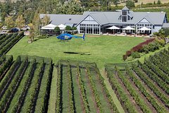 Imagen Frogmore Creek Winery Helicopter Tour