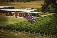 Imagen Home Hill Winery Helicopter Tour