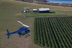 Imagen Bangor Vineyard Shed Helicopter Tour