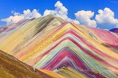 Imagen Rainbow Mountain Full Day