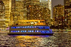 Manhattan New Year's Eve Fireworks Cruise