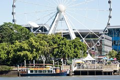 Brisbane River Sightseeing Mid Afternoon 2.30pm Cruise