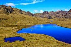 Imagen Excursión de medio día compartida al Parque Nacional Cajas desde Cuenca