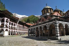 Imagen Rila Monastery and Boyana church and Sofia by night