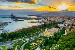 Malaga Sunset Tour - by OhMyGoodGuide!
