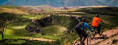 Imagen Moray & the Salt Mines Biking Tour