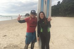 Imagen Byron Bay Surfing Lesson with Local Instructor Gaz Morgan