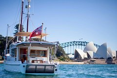Sydney Harbour Private Boat Charter Private Car Transfers
