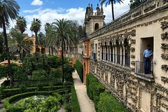 Imagen VIP Pack: Visit Alcázar and yatch ride trought Guadalquivir River