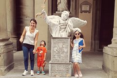 Highlights of Florence Kids and Families Small Group Tour with Gelato Tasting