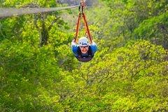 Punta Cana La Altagracia Province Zipline Adventure Punta Cana 76378P120