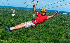 Punta Cana La Altagracia Province Zipline Canopy Adventure Punta Cana 76378P122