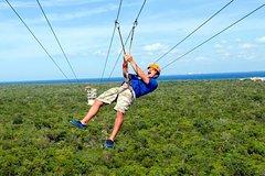 Punta Cana La Altagracia Province Zipline Canopy Adventure 76378P31