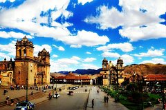 Imagen City Tour Vip Half Day IN Cusco
