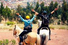 Imagen Horses Riding 4 Ruins VIP in Cusco