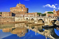 Castel Sant'Angelo Entrance Ticket with Audio Guided Tour