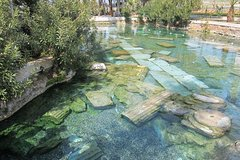 Excursions,Full-day excursions,Excursion to Pamukkale