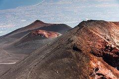 Excursion 3000, randonnée sur la lave chaude de l'Etna
