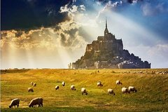 Imagen Audio Guided Tour to Mont Saint Michel from Paris