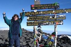 7-Day Kilimanjaro Trek via Machame Route