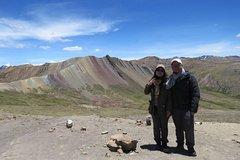 Imagen Alternative Rainbow Mountain Hike - Palccoyo Day Trip