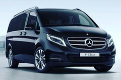 Imagen London Luton Airport LTN Arrival Private Transfers to London City in Luxury Van