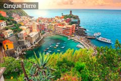 5 Terre Shuttle - Your shuttle to discover the 5 Lands departing from Florence