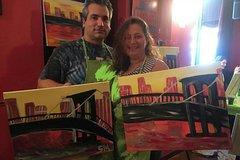 Paint New York Icon and Exhibit