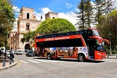 Imagen Turibus Bus Cuenca Cuenca City Tour SightSeeingTour