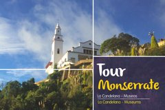 Imagen Tour Bogota-Historical Center, Monserrate Hill & Museums