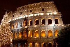 Christmas Walking Tour in Rome