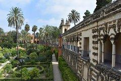 Imagen VIP tour into the Alcazar of Seville