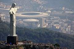 Imagen Rio de Janeiro, half day Corcovado, Christ the Redeemer and Tijuca Forest