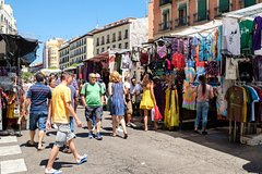 Imagen Private: Explore Madrid's Shops and Markets with Host